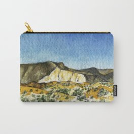 Dunes & and the Mountains Carry-All Pouch