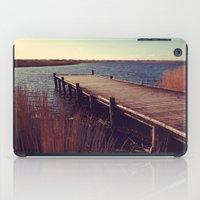 denmark iPad Cases featuring Denmark by Elisabeth Mochner