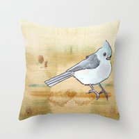 inspiration Throw Pillows featuring Inspiration by Tammy Kushnir