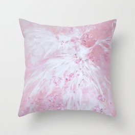 Tutu Rose Delight Throw Pillow