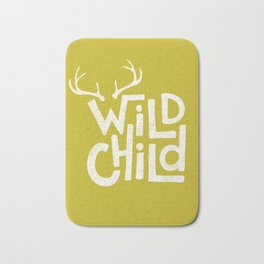 WILD CHILD Bath Mat