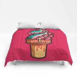Swirly Tentacle Treat (gumdrop) Comforters
