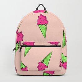 Tart Ice Cream Cones Backpack
