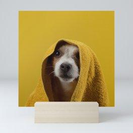 Jack Russell Terrier 8 Mini Art Print