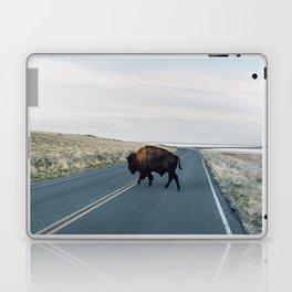 Buffalo Crossing Laptop & iPad Skin