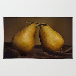 Standing Pears Rug