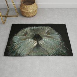 The Sea Otter  Rug