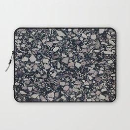 terrazzo shades of grey Laptop Sleeve