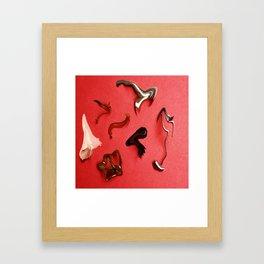 Widgets Framed Art Print