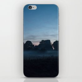 Hamerton Fields iPhone Skin