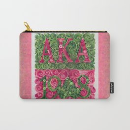 Alpha Kappa Alpha 1908 Carry-All Pouch