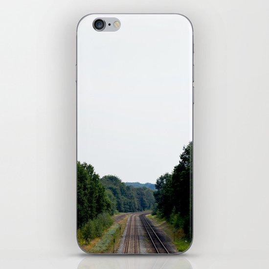 Tracks iPhone & iPod Skin