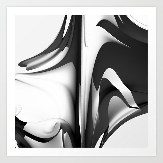 Umbelas Art Print