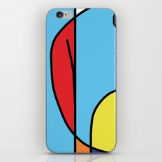 Untitled titulable iPhone Skin