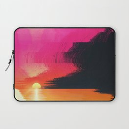 digital beachhead Laptop Sleeve