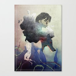 Fables Canvas Print