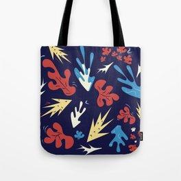 Ocean Jungle Tote Bag
