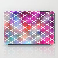 moroccan iPad Cases featuring Moroccan by hollllllyj