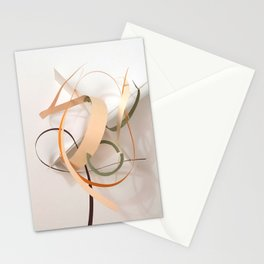 Ephemeral Movement Stationery Cards