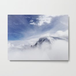 French Alps 04 Metal Print