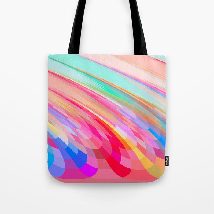 Visible Light Tote Bag