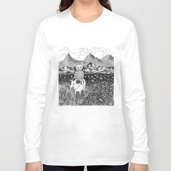 Sami fox Long Sleeve T-shirt