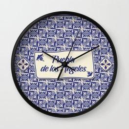 Puebla Wall Clock