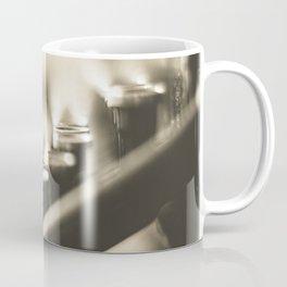 The Scariest Moment Coffee Mug
