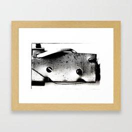 REPAIR / 03 Framed Art Print