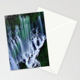 McArthur-Burney Waterfall Landscape Stationery Cards