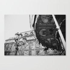 I'll Meet You in Paris Canvas Print