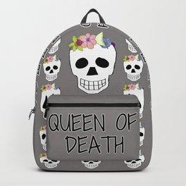 Queen of Death Backpack