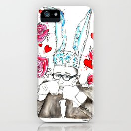 L'amour Elbaz iPhone Case