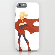Captain Marvel iPhone 6 Slim Case