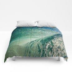 Under Ocean Wave Comforters