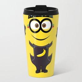 Bello Singh Punjabi (Balle Balle) Minion Inspired Parody Travel Mug