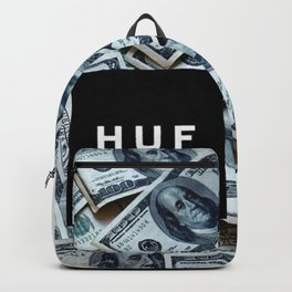 HUF casth money dollar dolar new art 2018 swag hot cover case skin iphone Backpack
