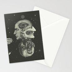 COSMIC ANATOMY  Stationery Cards