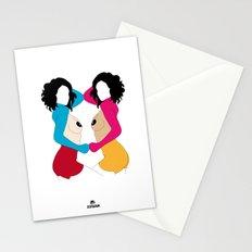 VANITY - CENSURED Stationery Cards