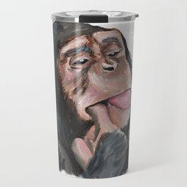 Chile the Chimp Travel Mug