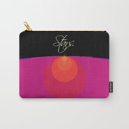 Stars and Suns Comparison Carry-All Pouch
