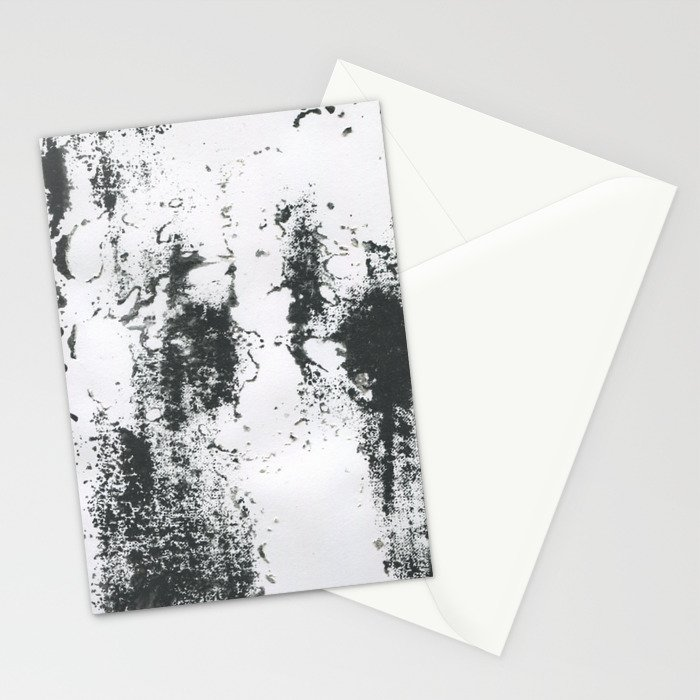 Black/white Stationery Cards