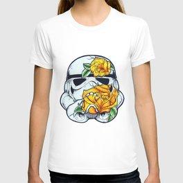 Flower Trooper  T-shirt