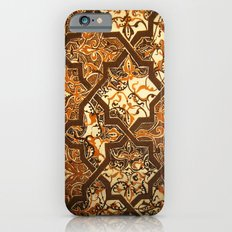 Islamic Heaven Design Done With Henna  Slim Case iPhone 6s