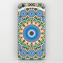 Moroccan Pattern iPhone Skin