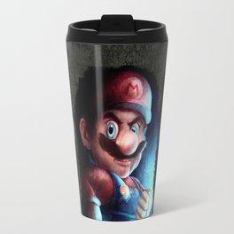 mario game Travel Mug