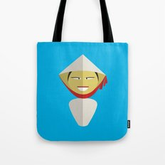 Vietnamese doll Tote Bag