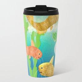 Toy Catfish Under the Sea Travel Mug
