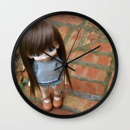 Mamiko - First look Wall Clock