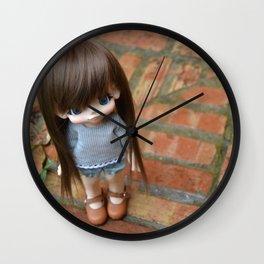 Mamiko - First look Wall Clock